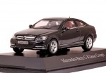 Mercedes-Benz C-Klasse Coupe (magnetit black metallic)