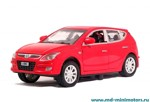 Hyundai i30 (red)