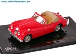 Jaguar XK 140 Convertible 1956 (red)