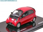 Mitsubishi iMiEV Electric Car 2009 (red)
