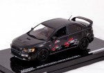 Mitsubishi Lancer Evo X Ralliart (black)
