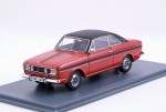 Ford Taunus P6 15M Coupe RS (red, black)