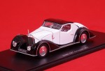 Voisin C27 Aerosport 1934 (black and white)