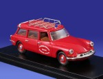Citroen DS 19 Break Pompiers 1960